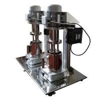 上海沐轩 MXY-A750-1.5 实验室篮式研磨机 变频1.5L双层