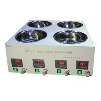 宏华 SHJ-4 恒温磁力搅拌水浴锅 4孔