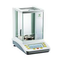 越平 JA1003C 电子分析天平 全自动内置砝码校准 100g