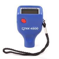德国尼克斯 QNix4500 两用涂层测厚仪 一体探头 3mm量程
