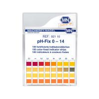MN 92110 广泛ph试纸 测量范围0~14pH