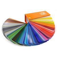 德国RAL K5劳尔色卡 亮光型 含213种劳尔经典系列颜色扇形色卡