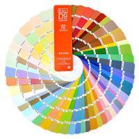 德国RAL D9劳尔色卡 哑光型 含290种劳尔设计体系颜色扇形色卡