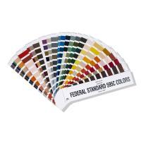 美国联邦标准色卡 FED-STD-595C