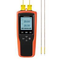 宇问 YET-620L 双通道高精度热电偶温度仪