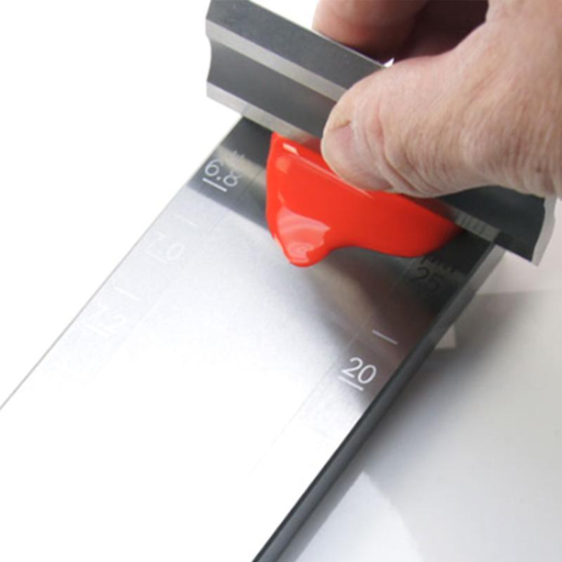 荷兰TQC VF2125宽槽刮板细度计细节图