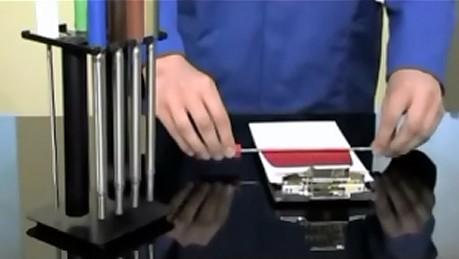 涂布棒如何用