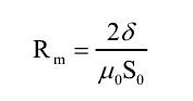 变磁阻法_公式2