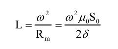 线圈中的电感量_变磁阻法
