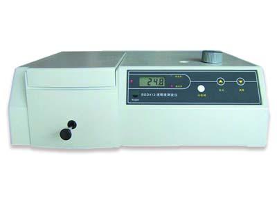 科信 BGD-412 透明度测定仪 精度度±1% 测试范围更广0.0%~125.0%图