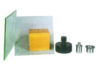 科信 QCT 厚漆、腻子稠度测定仪 GB/T1749-89标准