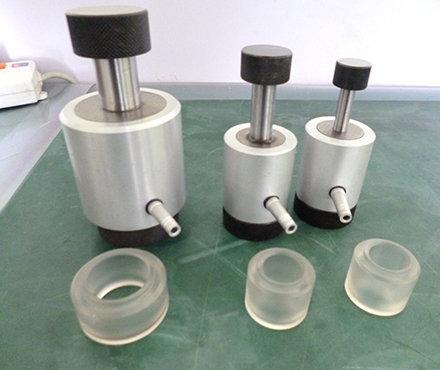 粉末压片机模具(圆柱形可吸真空吸盘) XYM-Z Φ10 金孚伦