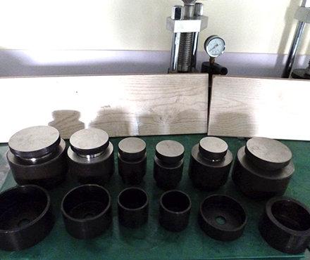 粉末压片机模具(圆柱形大模具) XYM-D Φ35 金孚伦