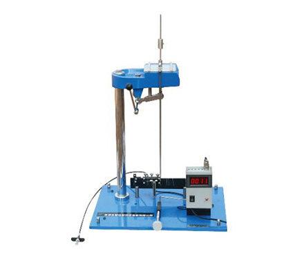 QHD 摆杆阻尼试验仪 永利达 符合GB和ISO标准