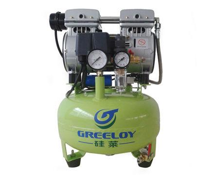 硅莱 GA61/9 静音无油空压机