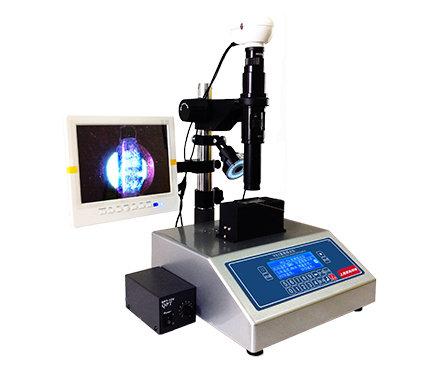 索光WRX-5C 显微熔点测试仪 三目显微镜 数码目镜