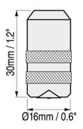 Defelsko PosiTector 6000 FNS3 涂层测厚仪探头