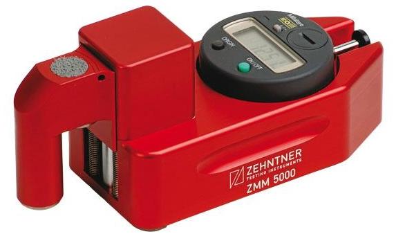 瑞士杰恩尔zehntner ZMM 5000 数字路面标线测厚仪外观图