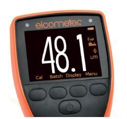 易高Elcometer 456 A456CFSI1涂层测厚仪显示屏