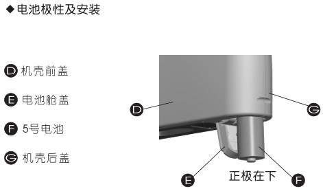 科仕佳MG6-F1涂料光泽度仪电池细节图
