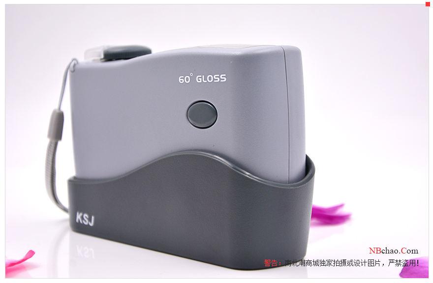 科仕佳MG6-F1涂料光泽度仪侧面图
